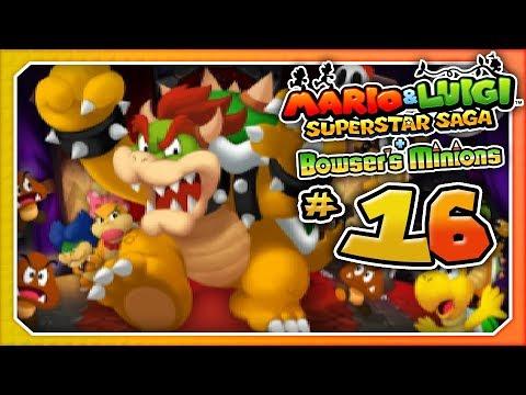 Mario & Luigi: Bowser's Minions - FINALE: Long Live The King! (3DS)