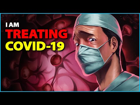 Doctor Treating COVID-19 - See What It's Really Like