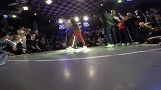 Sapa and Kangur Vs Movycube and Alis | kwalifikacje  World Bboy Classic Italian