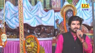 आज्या  री  भवानी तेरा मंदिर सजाया है || Pawan Dagar ||  Derin Jagran 2017 || DJ Movies