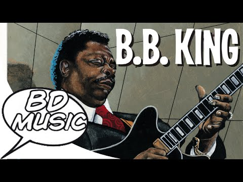 BD Music Presents B.B. KING (3 O'Clock Blues, You Upset Me Baby & more songs)