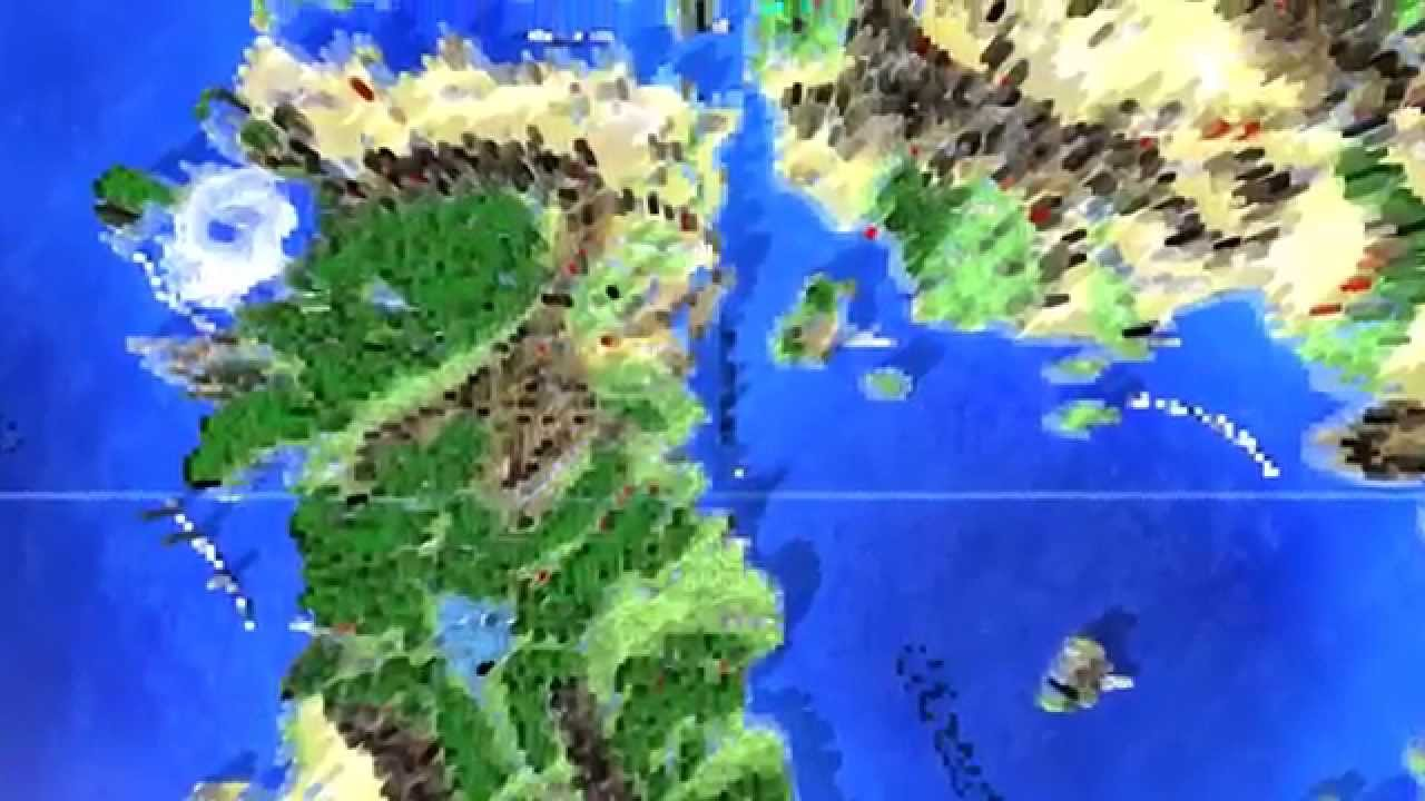 Minecraft Like Golarion