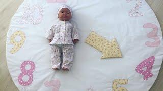 Babynest Bebek Oyun Halısı Nasıl Yapılır ? | How to Make Babynest Gaming Carpet? (So Sweet🥰)