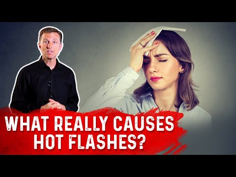 What Really Causes Hot Flashes