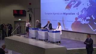 European Agenda on Migration: Questions and answers thumbnail