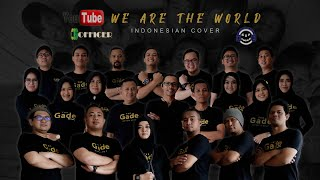 We Are The World - Indonesian (Cover) By D'Officer Feat KXP Voice