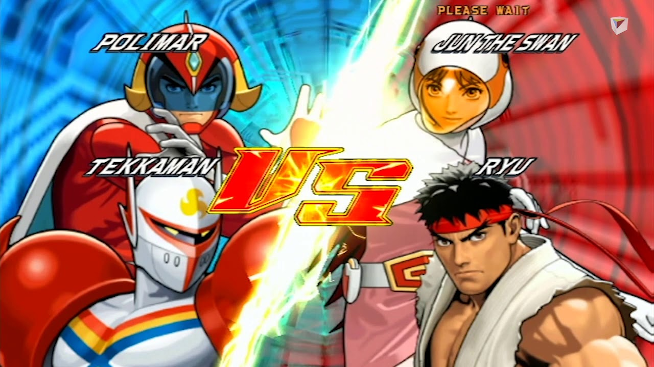 Tekkaman Blade (Tatsunoko Vs. Capcom)