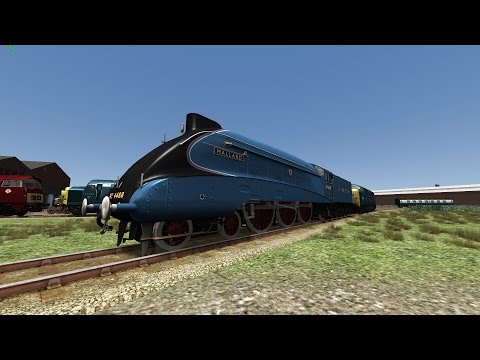 The Plant Doncaster Works(Train Simulator 2015) LOCO TV UK |
