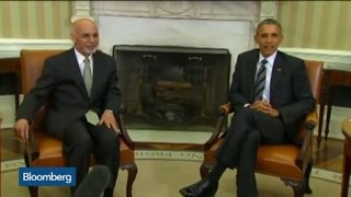 Ghani Speaks to Congress, Invokes Islamic State