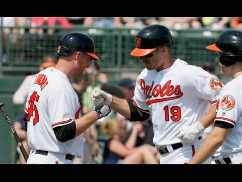 Orioles' Darren O'Day: On Team's Hitting Power