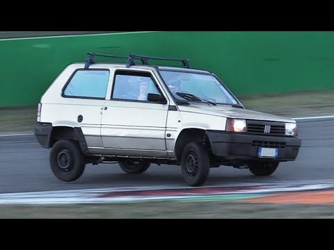 Monza Track Day 21/1/2018 - Nissan R34 GTR, Alfa Romeo SZ, Turbo Honda S2000 & More!!