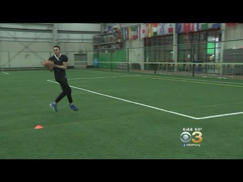 Open Tryout Gives Athletes Chance To Score Spot On Philadelphia Soul