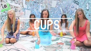 Cups (Pitch Perfect's
