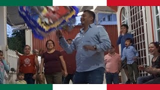 Crashing a Mexican Birthday Party!