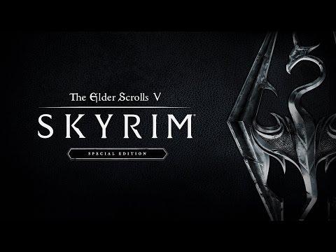 The Elder Scrolls V Skyrim Special Edition Разбираюсь с игрой {6}