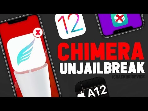 A12 UnJailbreak iOS 12 - 12.1.2 Remove & Uninstall Chimera! - Delete Sileo (NO COMP / RESTORE)