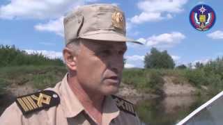 Рейд ГИМС по реке Десна(Наконец в Брянскую область пришло настоящее лето. Достаточно много находится и любителей порыбачить с..., 2013-06-24T09:52:33.000Z)