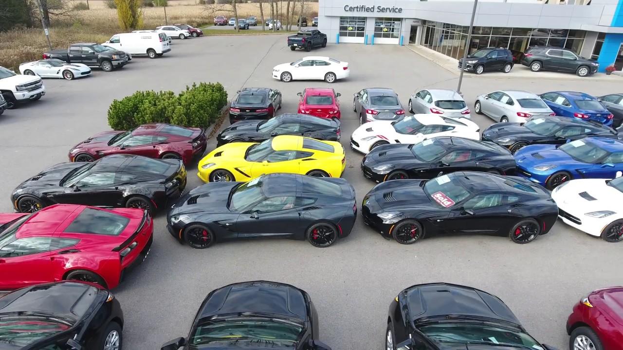 Corvettes @ Bill Spencer Chevrolet Pt. 8 | spencer chevrolet