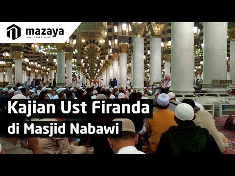 Munatour Travel - Haji Khusus 2019/ 1440 bersama Ustadz Dr. Firanda Andirja, MA.