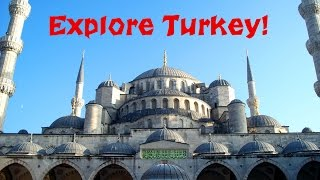 Turkey Travel: The Most Amazing Places to Visit in Turkey