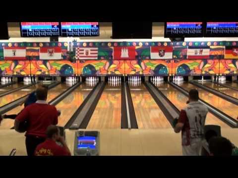 DM Bowling 2013 - Zwischenrunde Männer Spiel 3+4