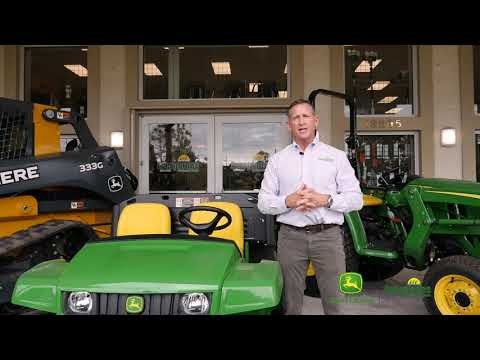 A Growing John Deere Family: Everglades Equipment Group Acquires Landscape Supply Company
