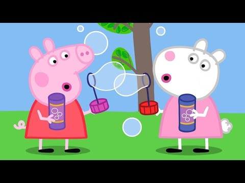 Peppa Pig Official Channel   The Race To Peppa Pig's House