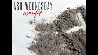 Canonsburg UP Church | Ash Wednesday | February 17, 2021