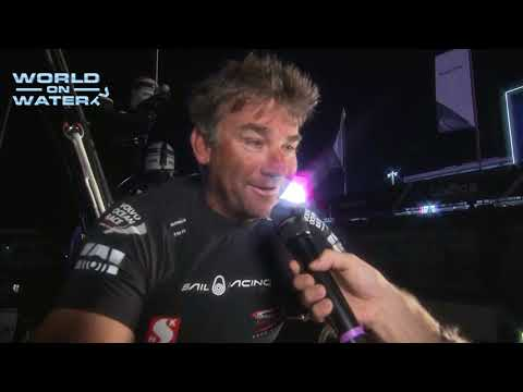 World on Water November 03 17 Scallywag Crashes Sail/Rocks/Head, Vestas under Water, WMRT more