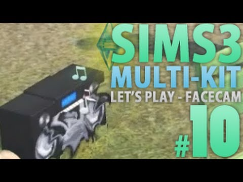 « KARAOKE PARTY ! » - Sims 3 : MultiKit - Part 10