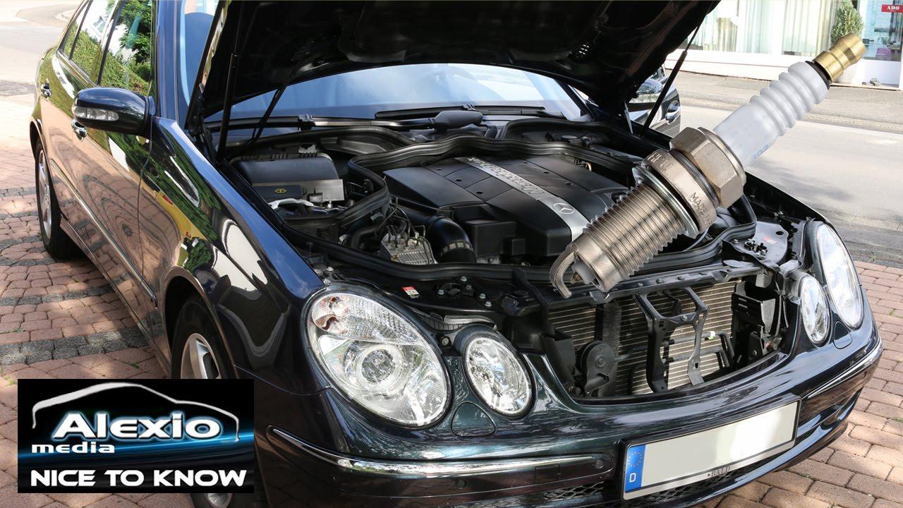 Mercedes E Klasse C Coupe Innenraumfilter