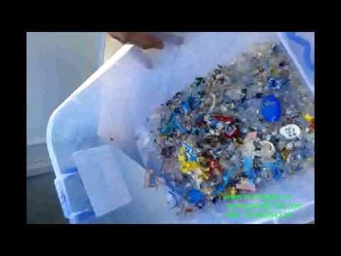 Portable Plastic Recycling Metal Shredder ,Waste PET Small Plastic Bottle crusher
