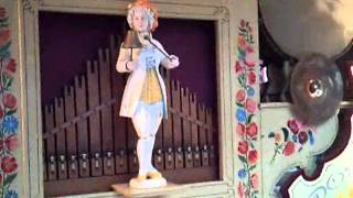 35 key Limonaire fairgound organ - Under the bridge of paris.wmv