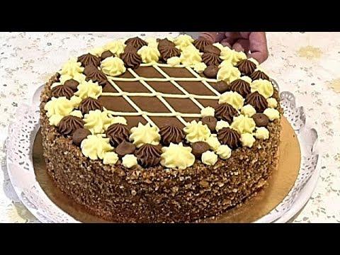 ТОРТ АПШЕРОН. Известный торт из Баку.