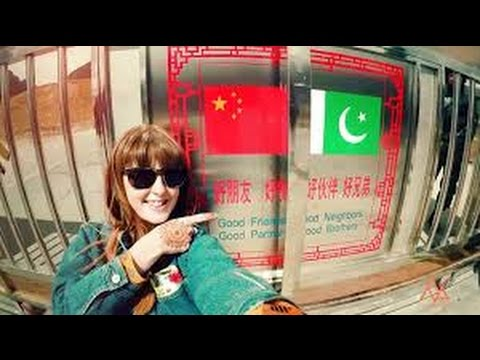 A Foreigner's Trip from London to PAKISTAN- Gilgit Baltistan.