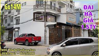 Bán nhà Gò Vấp 636 | Nhà 6m x 14m Góc 2MT đảm bảo không tìm ra căn thứ 2 không mua thì mua nhà nào