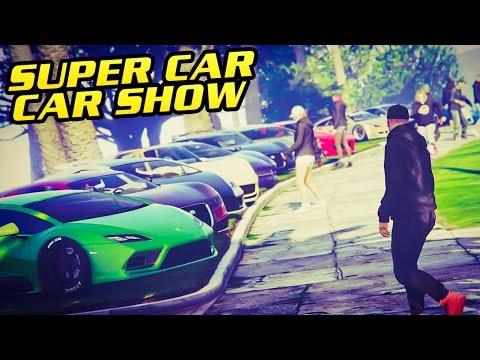 GTA Online: SUPER CAR SPECIAL - Car Meets, Drag Racing, Best Customization & MORE