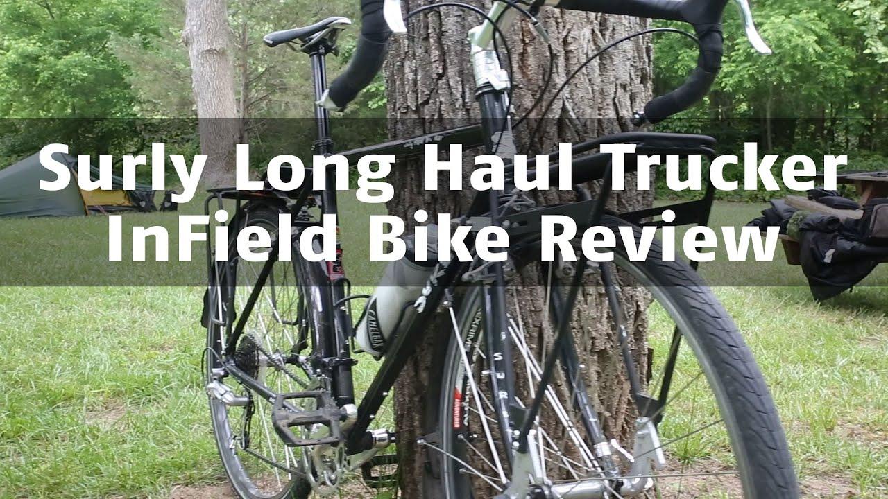 167a83dd Surly Long Haul Trucker Bike Check - YouTube