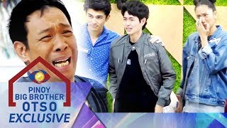 Ryan and Long portray Fumiya and Yamyam | Uber Acting