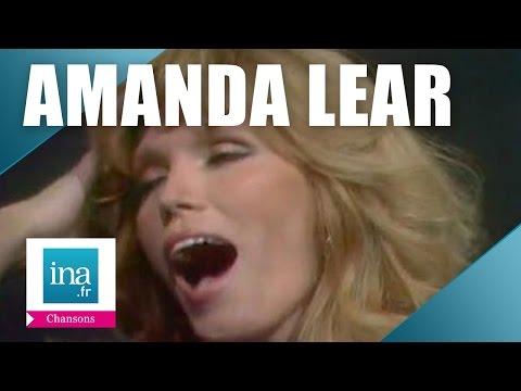 """Amanda Lear """"Follow me""""   Archive  INA"""