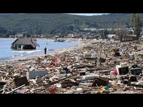 8 3 MAGNITUDE EARTHQUAKE CHILE FIVE DEAD TSUNAMI NORTHERN CHILE