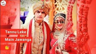Tenu Leke Main Jawanga | Salaam E Ishq | Romantic Status | New WhatsApp Status