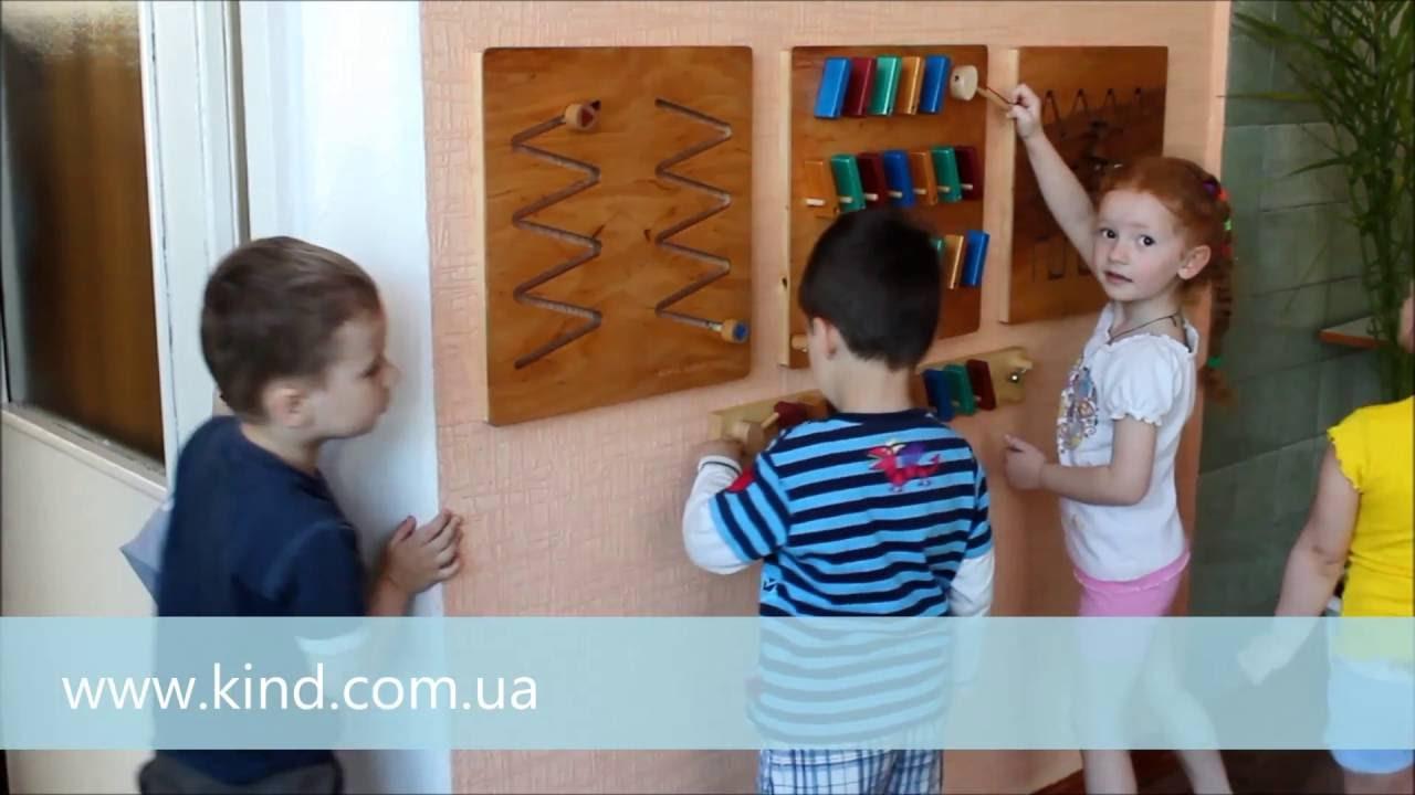Детская деревянная кровать КАЙ - Деревянная детская мебель в .