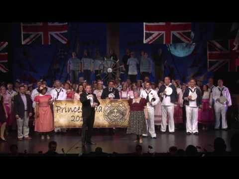 The Savoy Company: The Savoy Song (HMS Pinafore, 2017)