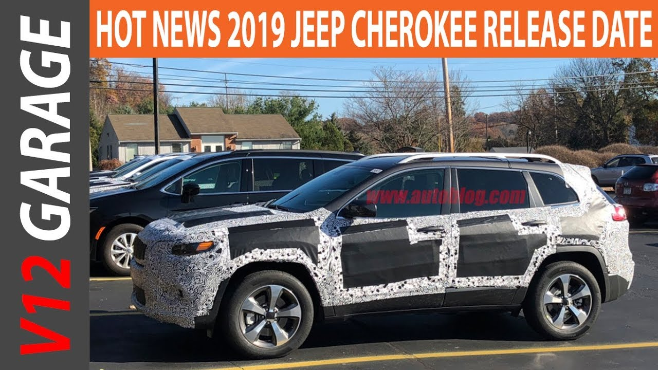 HOT NEWS 2019 Jeep Cherokee Redesign and Release Date ...