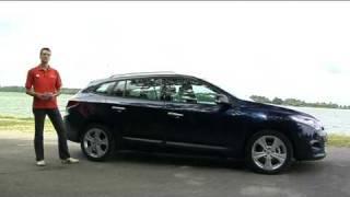 2010 New Renault Megane Estate Videos