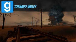 Gmod Tornado Valley Gameplay (Survival & Chasing)
