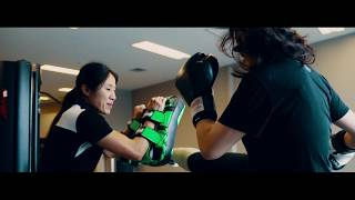 Get Going Martial Arts: HOME KICKBOXING TRAINING