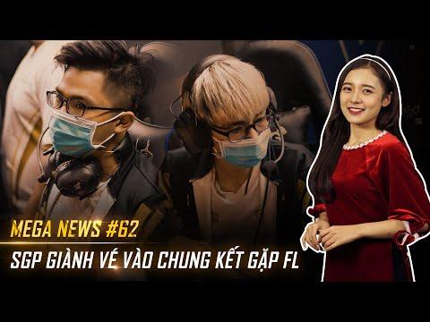 MEGA News #62   Saigon Phantom sẽ đối đầu với Team Flash tại chung kết Viettel 5G ĐTDV!!