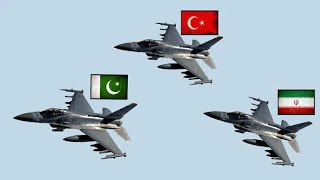 Muslim, Countries, Top, 5 strongest airforce, 2019, | strongest country, TOP 5 Muslims power,